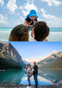 The best tips for going on vacation with your baby